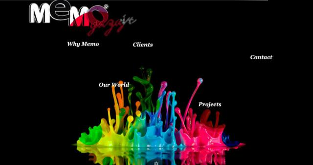 Memo - Graphic Design Studio